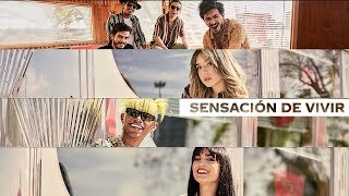 Sensación De Vivir (Videoclip Oficial) #CCME 2019 | Lola Índigo, Lalo Ebratt, Morat, Natalia Lacunza