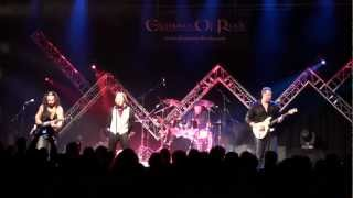 BARREN CROSS - LIVE 2012 Full
