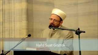 Hafız Suat Göztok - Buşra Lenâ (بشري لنا) & Kaside