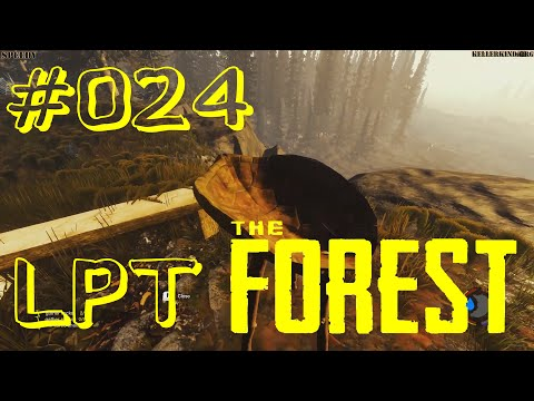 THE FOREST [HD] #024 - LPT - Aufbau der Grundversorgung ★ Let's Play Together The Forest