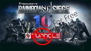 How to Play Rainbow Six Siege Vanilla for FREE! (JAGER ACOG) July, 2019