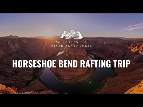 Horseshoe Bend Rafting Trip with Wilderness River Adventures