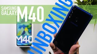 Samsung Galaxy M40: Unboxing | PUBG Gameplay | Price Rs. 19,990 | Hands On [Hindi]