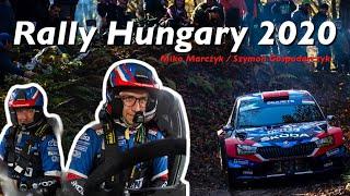 Rally Hungary 2020 | Miko Marczyk / Szymon Gospodarczyk