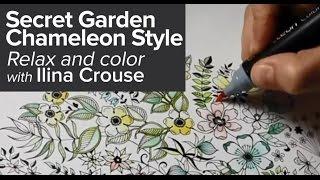 Secret Garden   Chameleon Style