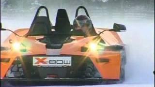 KTM X-Bow Ice Experience 2009 | © www.riedlfilm.com