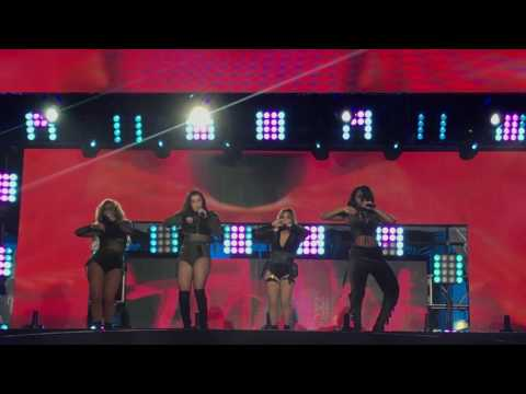 DOWN - Fifth Harmony @ iHeartRadio Summer Festival