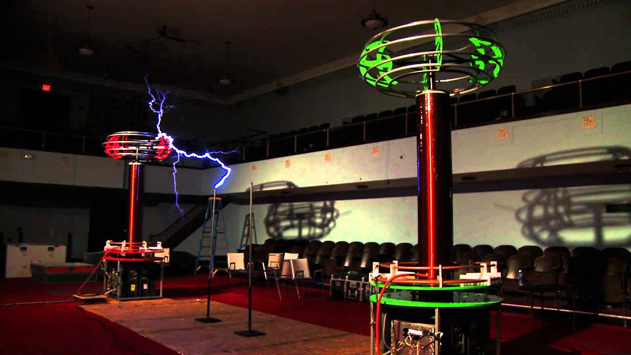 Tesla Coils Sing To The Tune Of Portal 2's Turret Song [Spoilers]