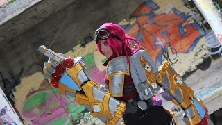 Vi Cosplay Tutorial - Articulated Hands League of legends