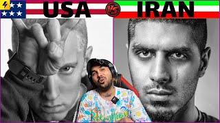 IRAN RAP 🇮🇷 vs 🇺🇸 USA RAP