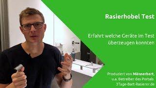 Rasierhobel Test: Mühle & Merkur Rasierhobel als Empfehlung und Testsieger