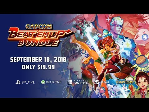 Capcom Beat 'Em Up Bundle – Announcement Trailer