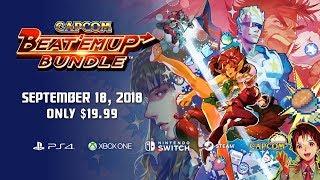 videó Capcom Beat 'Em Up Bundle