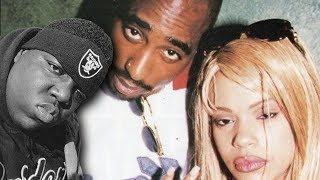 Faith Evans ADMITS She Slept W/ 2Pac! Listen For YOURSELF!