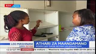 Wanabiashara Nairobi waendelea kukabiliana na hasara iliyotokana na ziara za kumlaki Raila Odinga