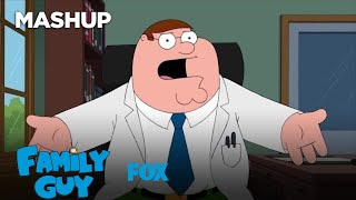 Peter's One-Liners | FAMILY GUY
