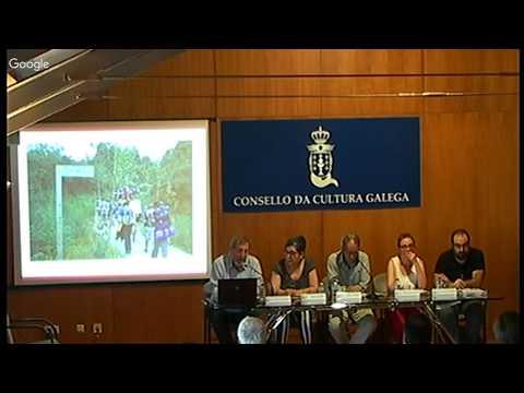 Mesa de debate: Os camiños de Santiago