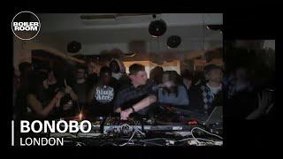 Bonobo Boiler Room X Ninja Tune London DJ Set