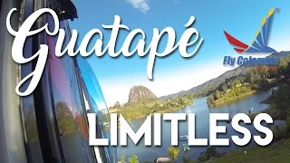 Water Route - Guatapé limitless