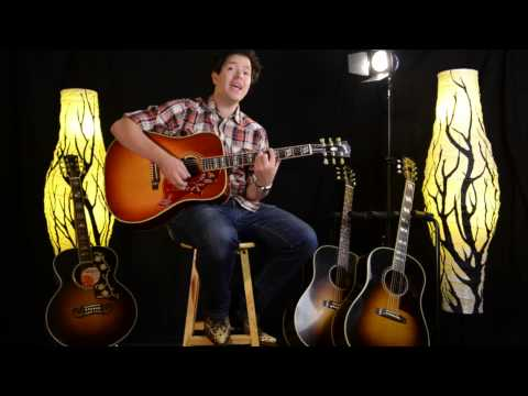 JASON AYRES - Troubles Of My Own - Official Acoustic Music Video