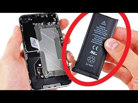 6 МИФОВ об Аккумуляторах в Телефонах!