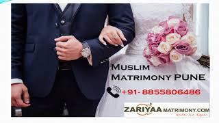 Muslim Marriage Bureau In Pune - Zariyaamatrimony