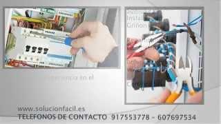 preview picture of video 'Tecnico electricista en Griñon - 91.755.37.78'