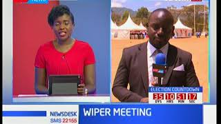 News Desk - 11th September 2017 - Kalonzo Musyoka holds key meeting with Kamba leaders in Machakos