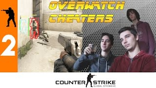 Pro Deagle (avec Les 2) - OVERWATCH CHEATERS #2 (CS:GO Overwatch Case Review)