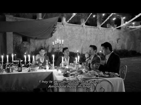 IL DIVO - Hasta Mi Final with Lyrics