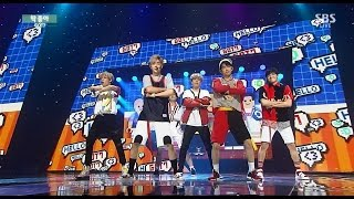 """GOT7 """"딱 좋아(Just right)"""" Stage @ SBS Inkigayo 2015.07.26"""