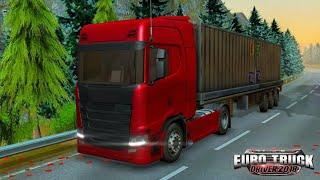Euro Truck Driver 2018 - Первый геймплей