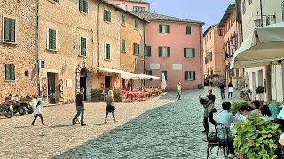 preview picture of video 'San Leo, Emilia-Romagna, Italy [HD] (videoturysta.pl)'