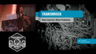 ROOTCON 10 Tranewreck by Jeff Kitson