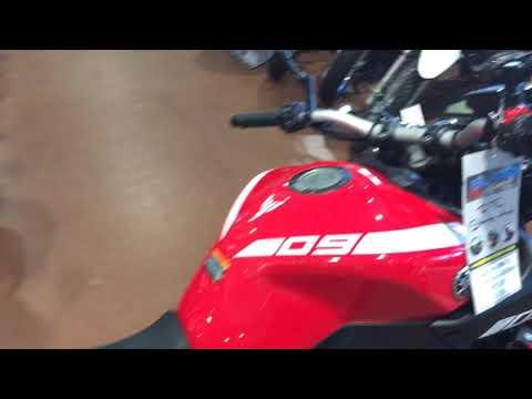 2018 Yamaha MT-09 in Massapequa, New York