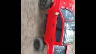 First run gelände Carson Mercedes-Benz x class crawler