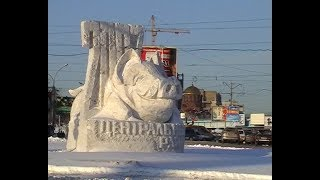 Хроника Нового 2007 года Новосибирск