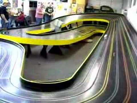 Hard Body Slot Car Racing @ S-A-L