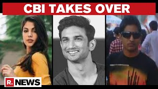 Sushant Death Case: CBI Registers FIR; Rhea Chakraborty, Samuel Miranda Named - Download this Video in MP3, M4A, WEBM, MP4, 3GP
