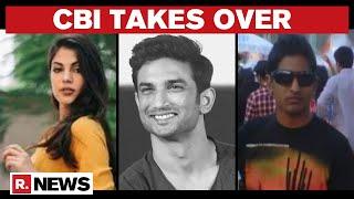 Sushant Death Case: CBI Registers FIR; Rhea Chakraborty, Samuel Miranda Named