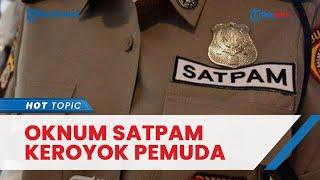 Keroyok Seorang Pemuda hingga Babak Belur, Oknum Satpam GBK Senayan Ditetapkan Jadi Tersangka