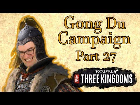 Barb plays Three Kingdoms Total War: Yellow Turbans Campaign Part 27