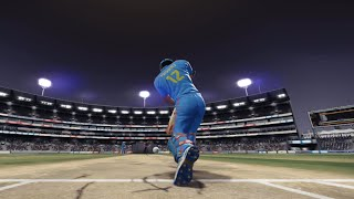 Don Bradman Cricket 14 - INDIA VS AUS Match HD