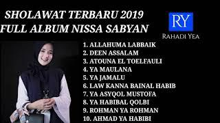 NISSA SABYAN FULL ALBUM TERBARU 2019   YA HABIBAL QOLBI