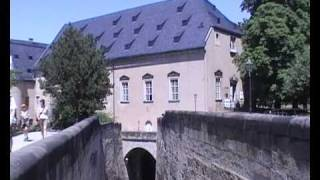 preview picture of video 'FESTUNG (PEVNOST) KÖNIGSTEIN-FORT KÖNIGSTEIN.avi'