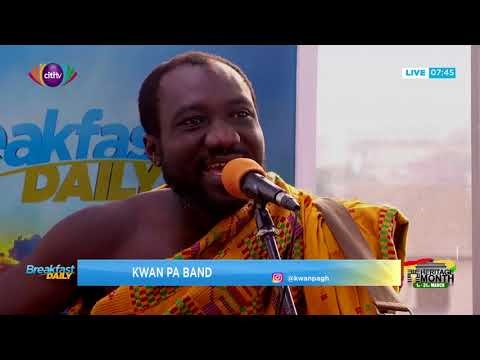 Time with Kwam Pa Band | Breakfast Daily