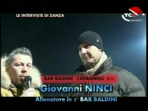 Preview video BAR BALDINI - F.C. CAPANNOLI 2 - 1