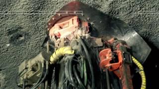 Robit Underground drilling