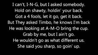 Agnes Ft Timbaland Coke Bottle (lyric),,,