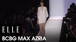 BCBG Max Azria - Fall 2012 RTW - ELLE